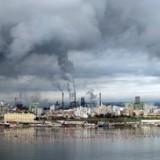 I vari effetti dell'inquinamento atmosferico