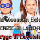 Esperimento sulla legge di Lavoisier – Conservazione della Massa