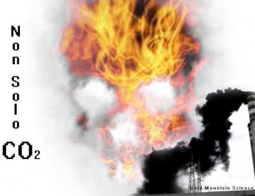 Non solo CO2 – Combustione del Carbone