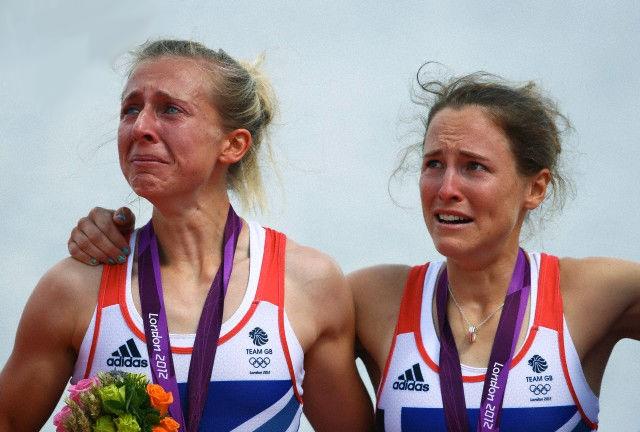 Olimpiadi Londra 2012 Pianto