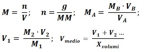 Formule Standardizzazione