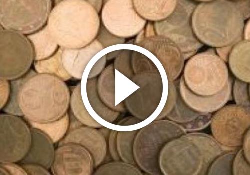 Come lucidare le monete di rame con Aceto e Sale